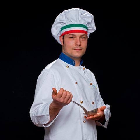 Il cuoco dell'Apriti Sesamo