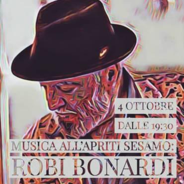Robi Bonardi in concerto